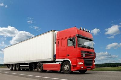 driverless freight trucks Canada